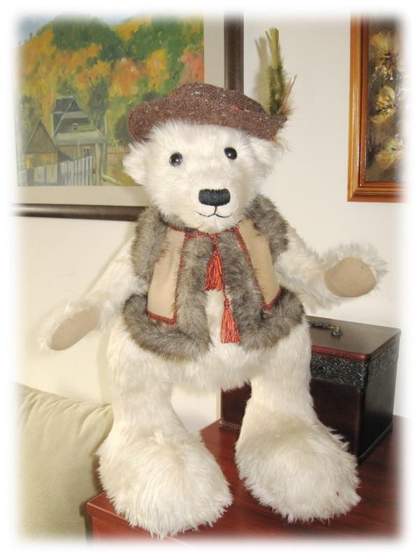 Медведь Тедди Федя