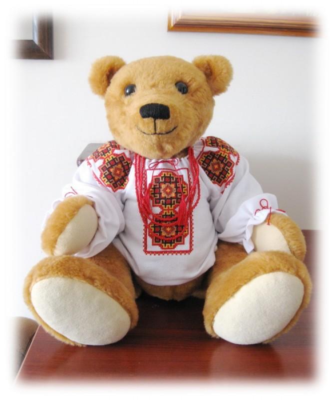 """Медведь Тедди """"Параска"""""""