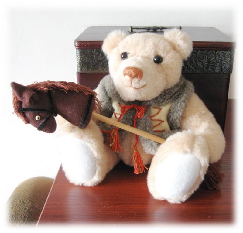 Медведь Тедди Любчик