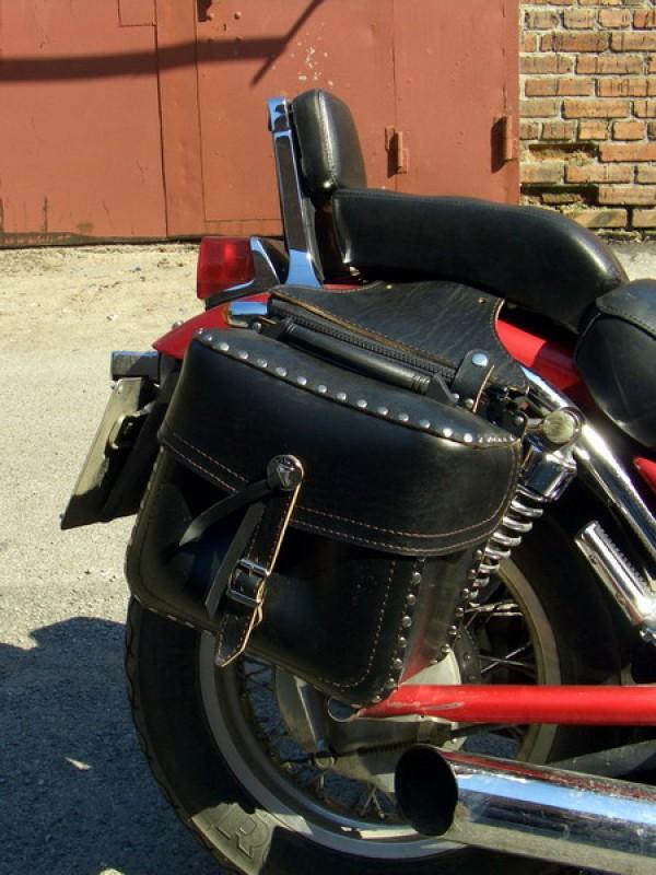 Как сделать кофры на мотоцикл 38