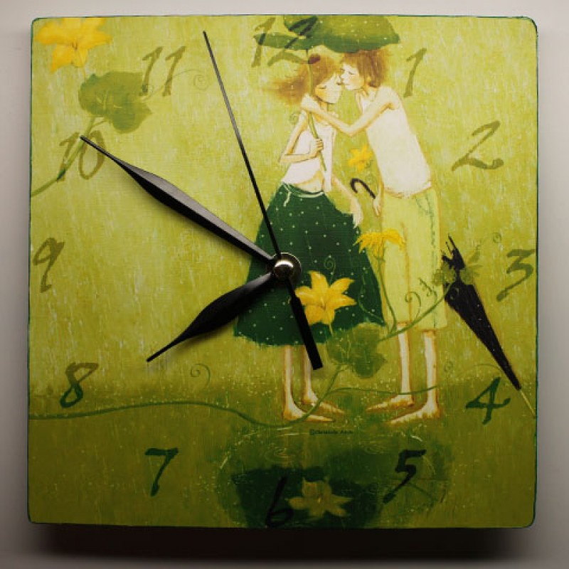 Часы из серии Романтика