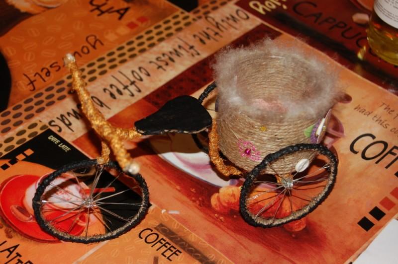 Велосипед Романтика