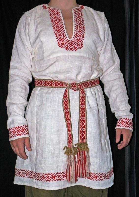 Славянские рубахи мужские вышивка