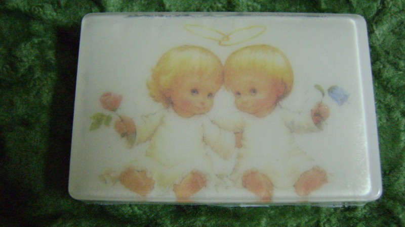 Мыло ручной работы Рождественские Ангелы