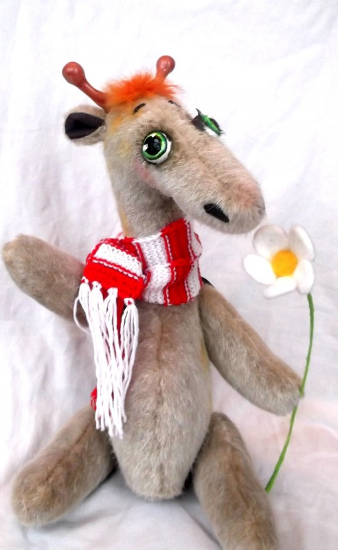 Жираф-Эдвард