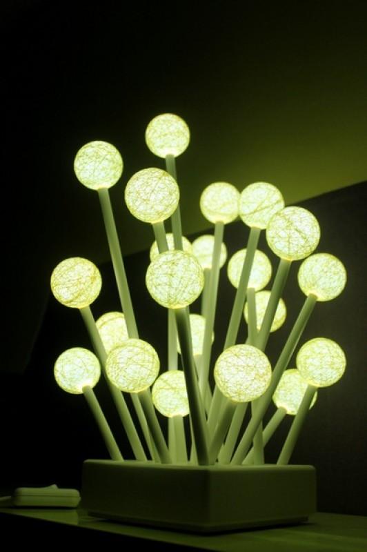 Светильник- ночник Молекула