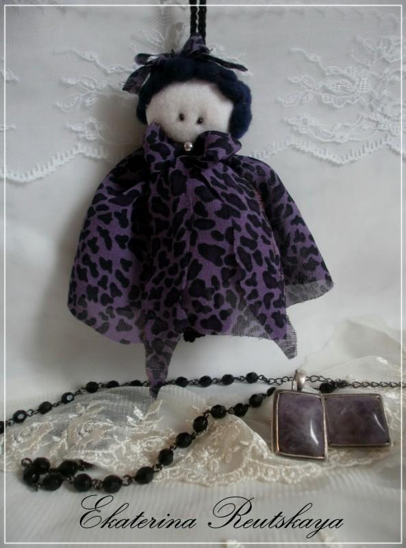 куколка в стиле примитив
