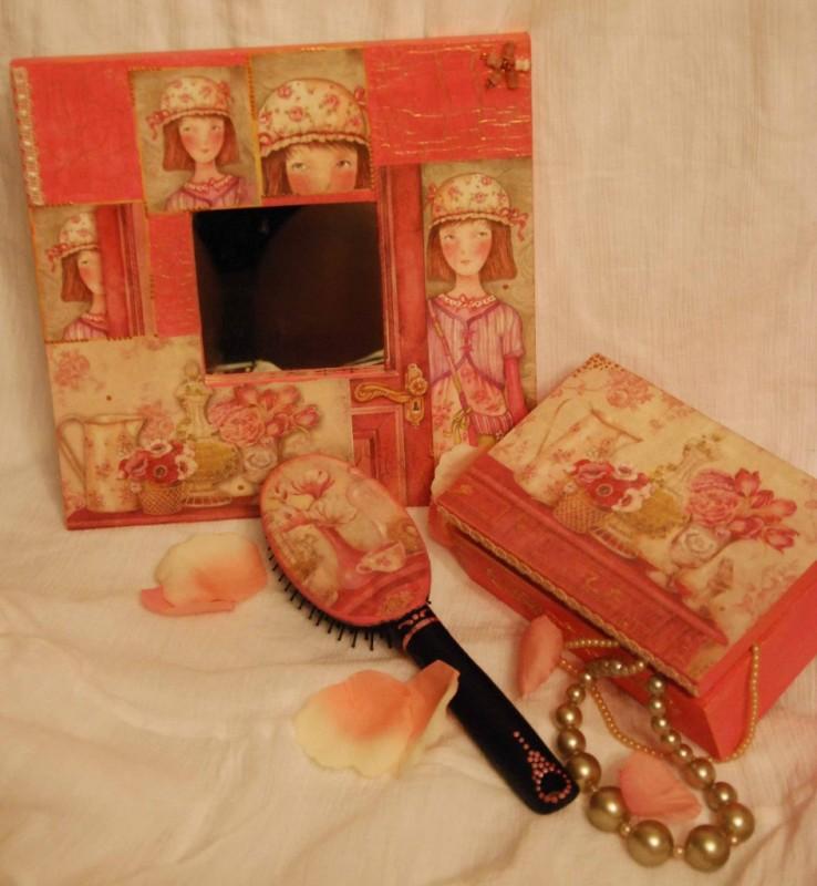 Подарочный комплект Девичий