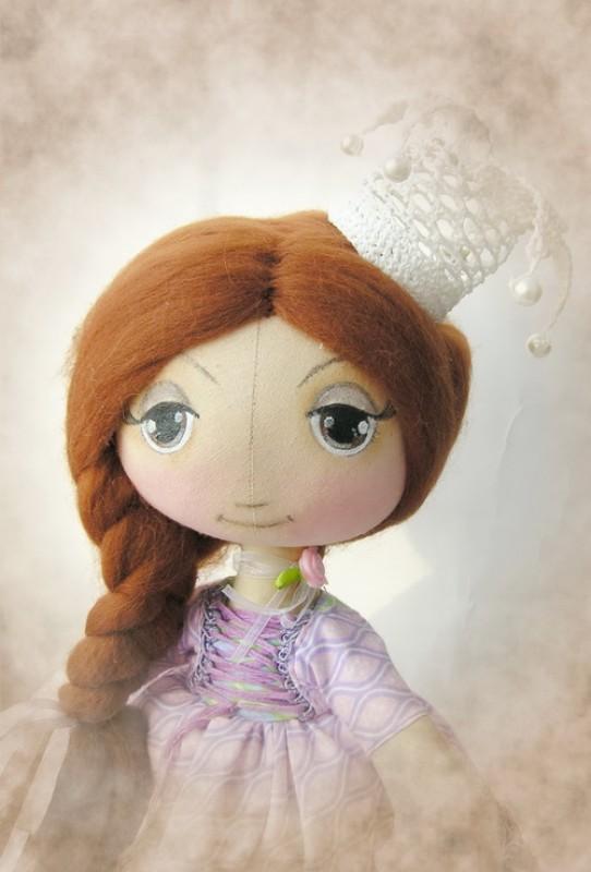 Принцесса Агнесса  для примера