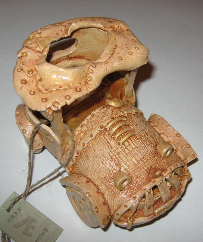 Керамический сувенир Ретромобиль