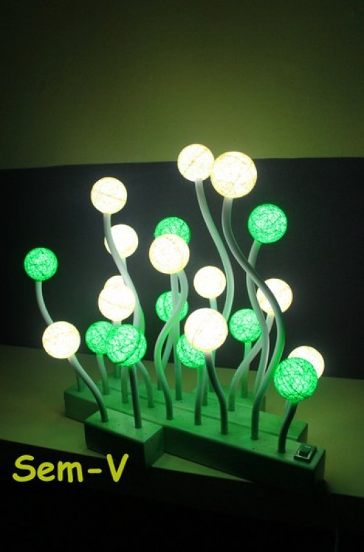 Как сделать ночной светильник