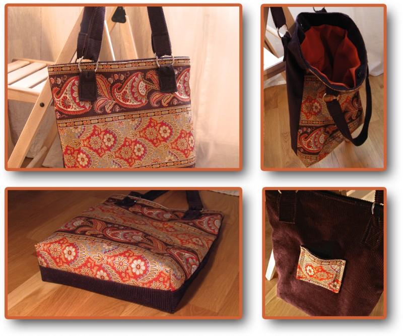 Весенняя сумочка