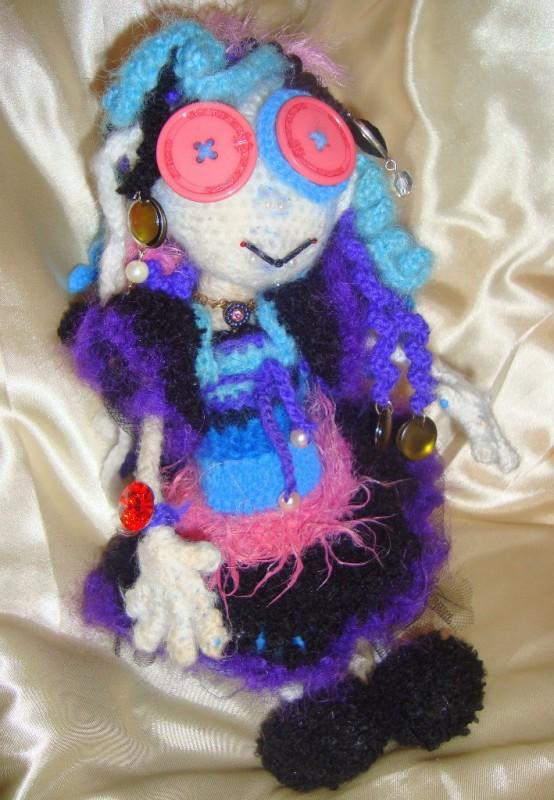 Гламурная куколка-Зомбина