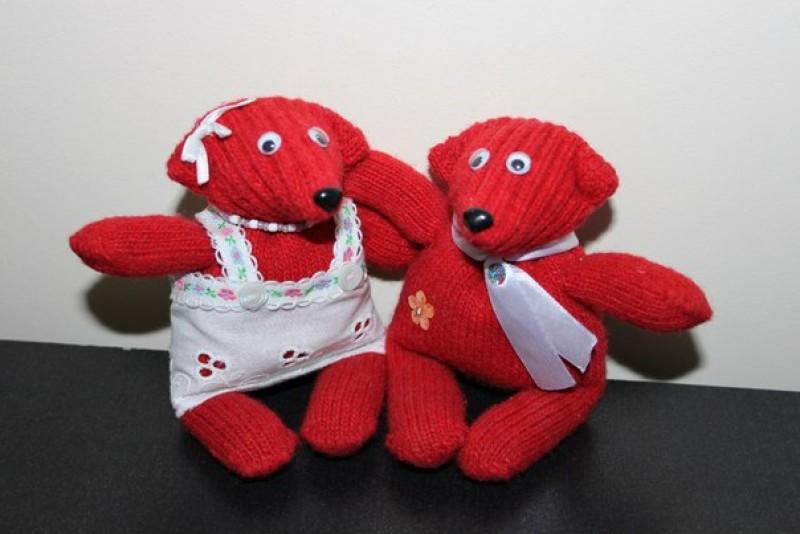 Влюбленные мышата Аннет и Мариус
