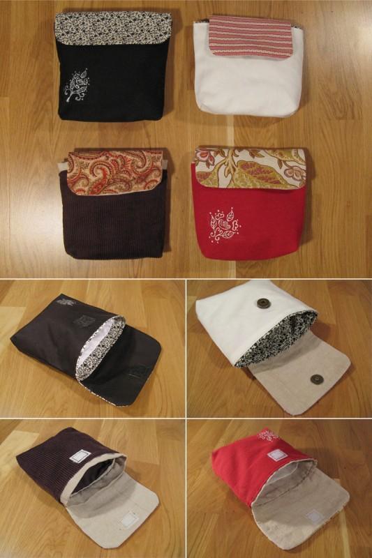мини-сумочка (косметичка) универсальная
