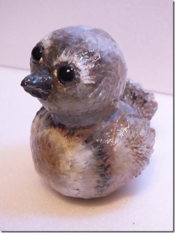 Чижик. Ручная птичка