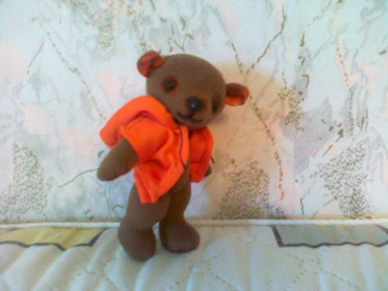 медведь игрушка авторская