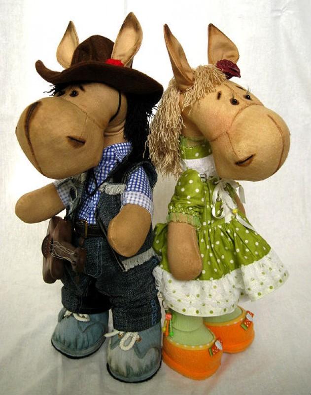 Ковбой и Травка