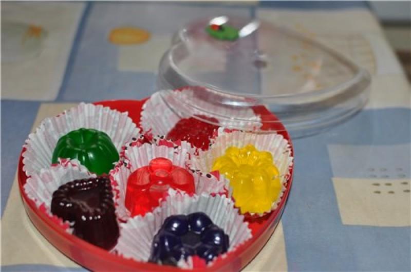 Мыло ручной работы Мыльные конфетки