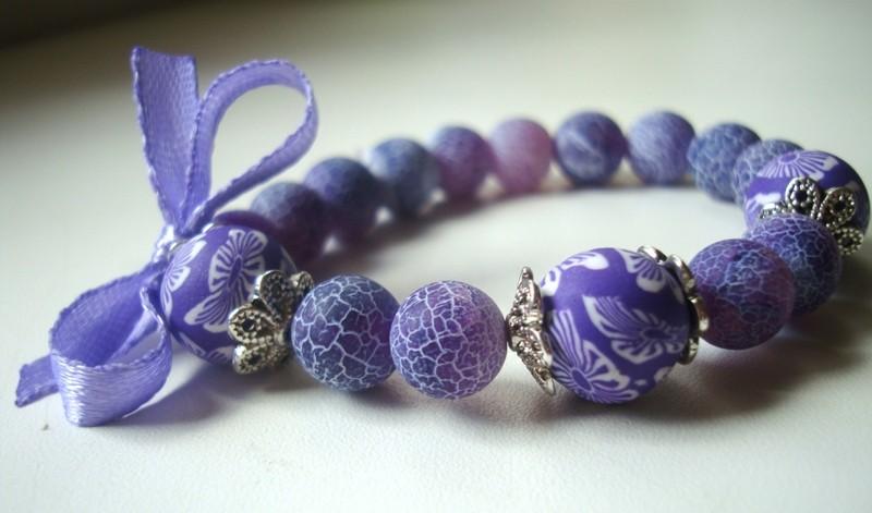 Комплект Фиолетовые мечты