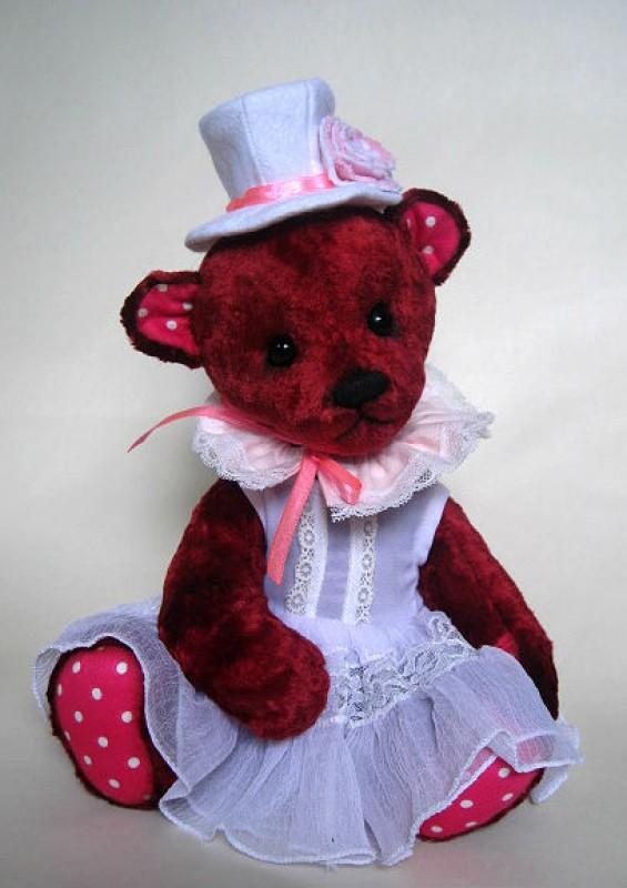 Мишка по имени МиМи.