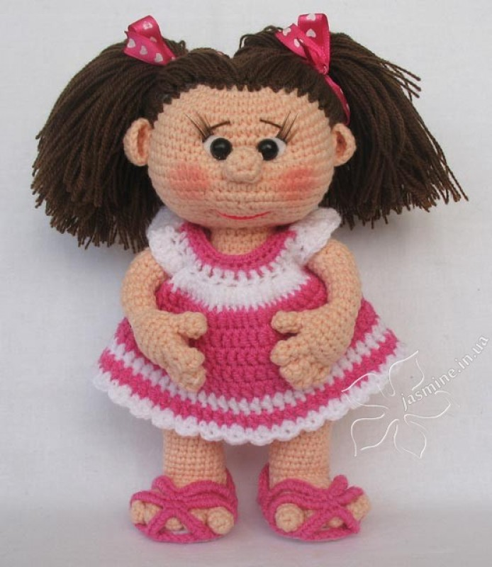 Куклёнка Полинка