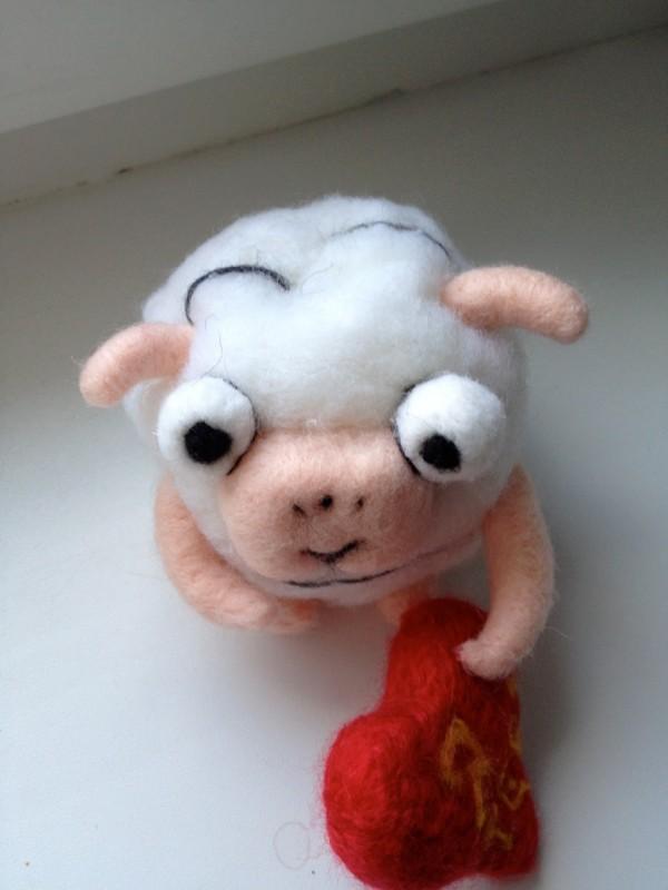 Облачная овечка