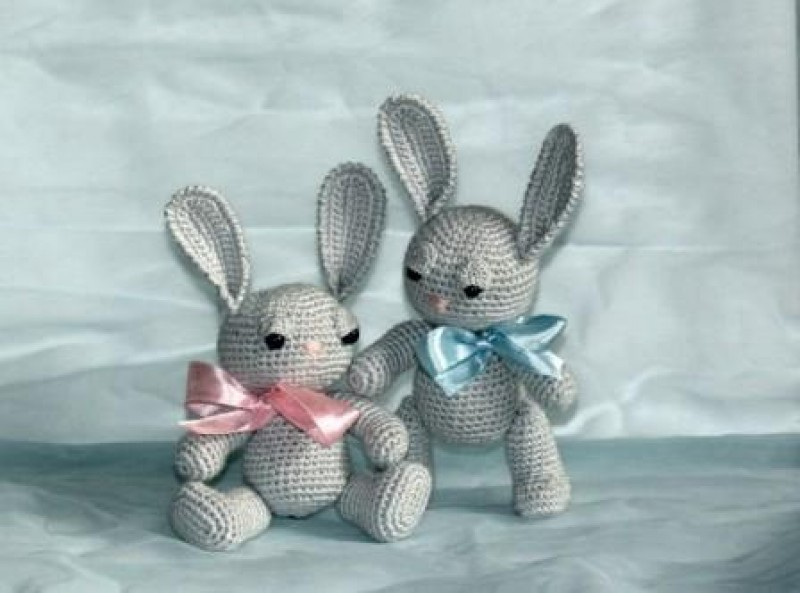 Зайчата-малыши