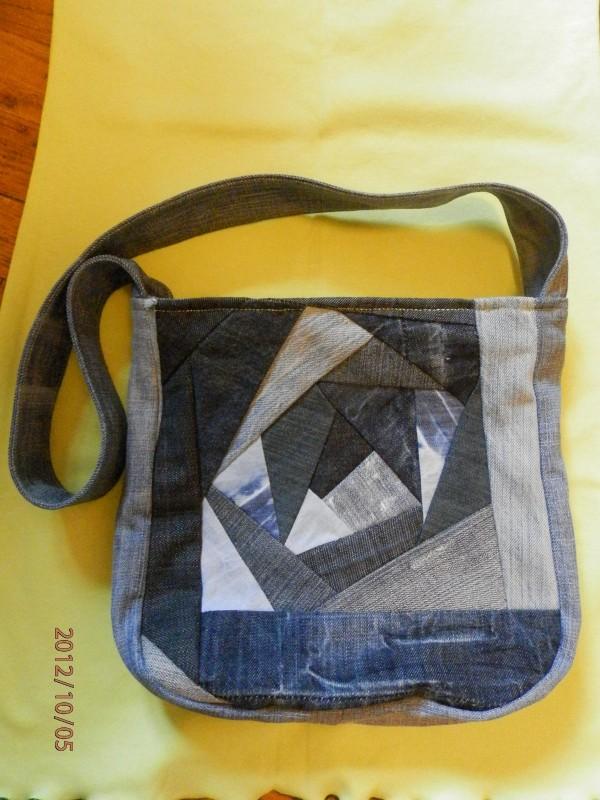 сумка Каменный цветок