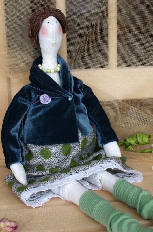 Беременная кукла Сафия