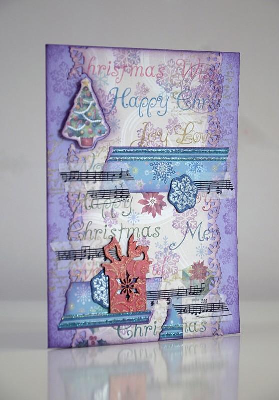 открытка С Рождеством!