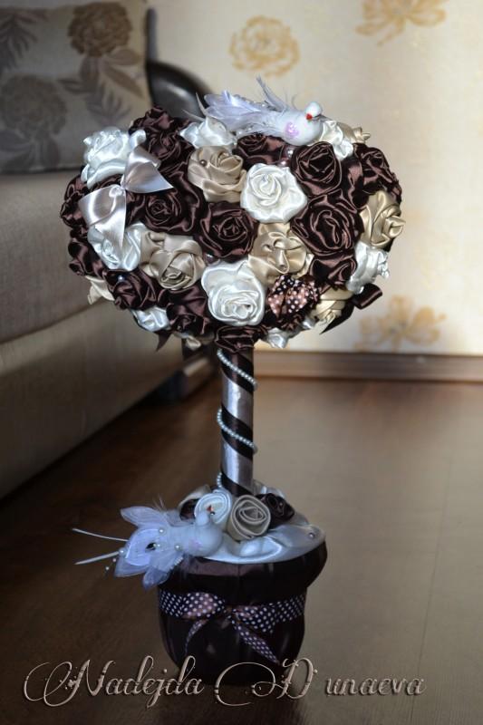Топиарий-деревце счастья