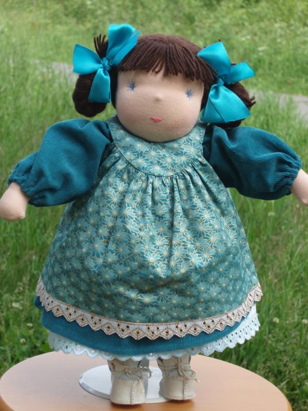 Анфиса. Вальдорфская кукла.