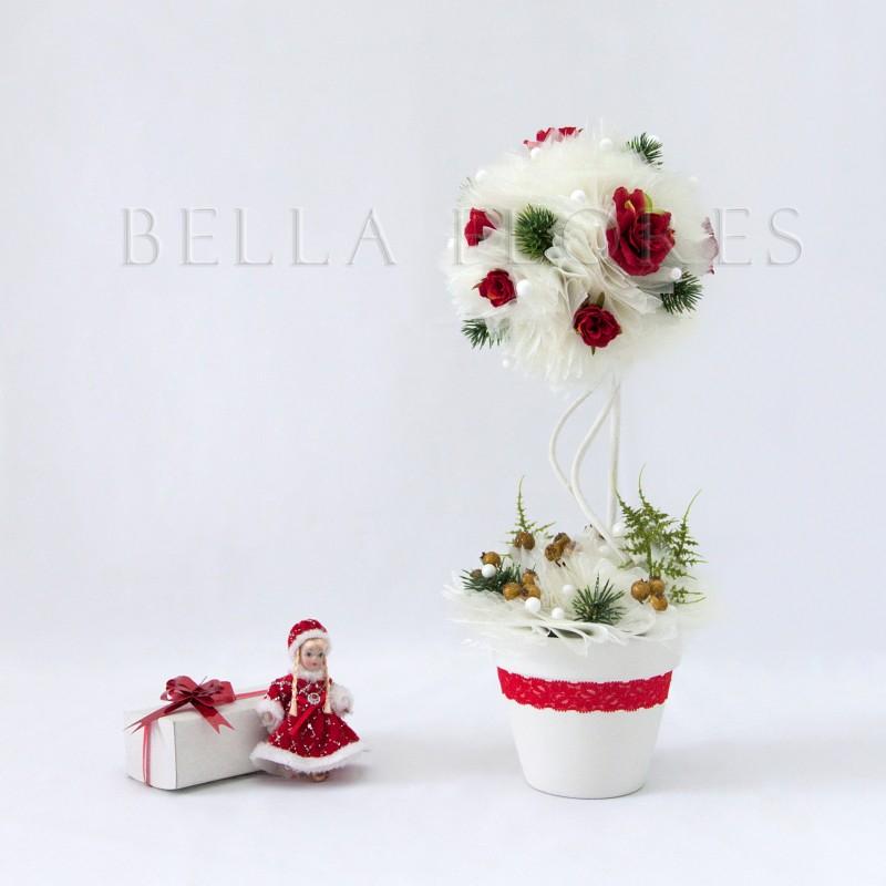 Топиарий Рождество