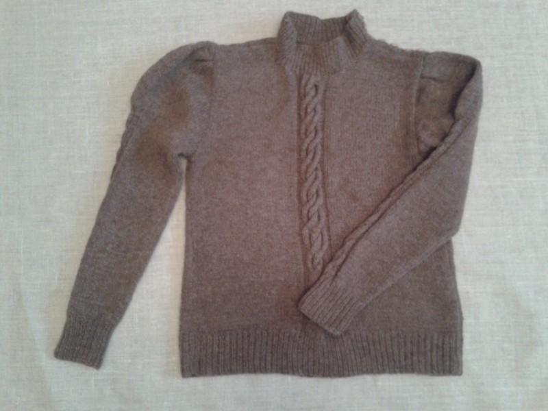 Женский пуловер Эко плюс