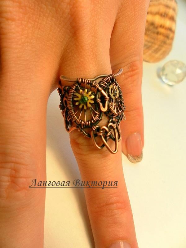 Кольцо Сова.