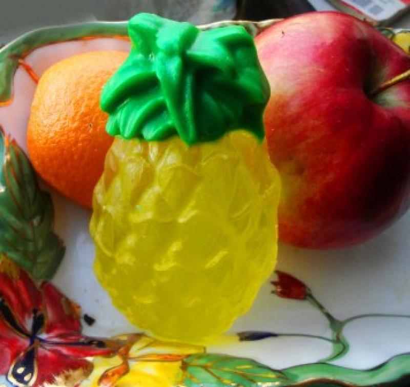 Мыло ананас