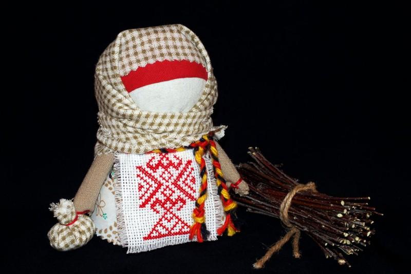 Народная кукла Крупеничка