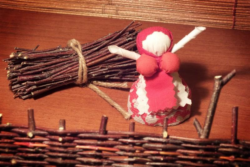 Кукла-оберег Радостея