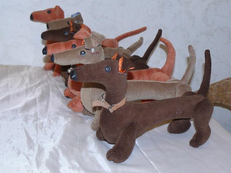 игрушка Такса