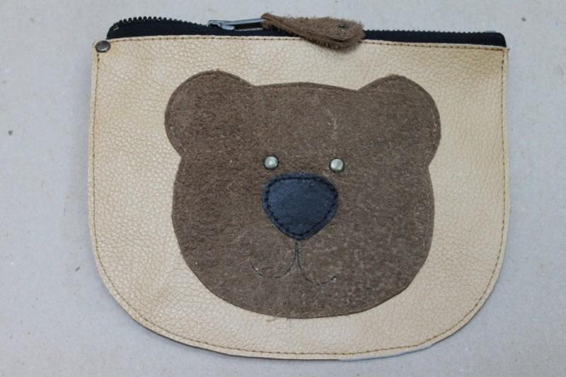 Кошелечек- косметичка Медвежонок