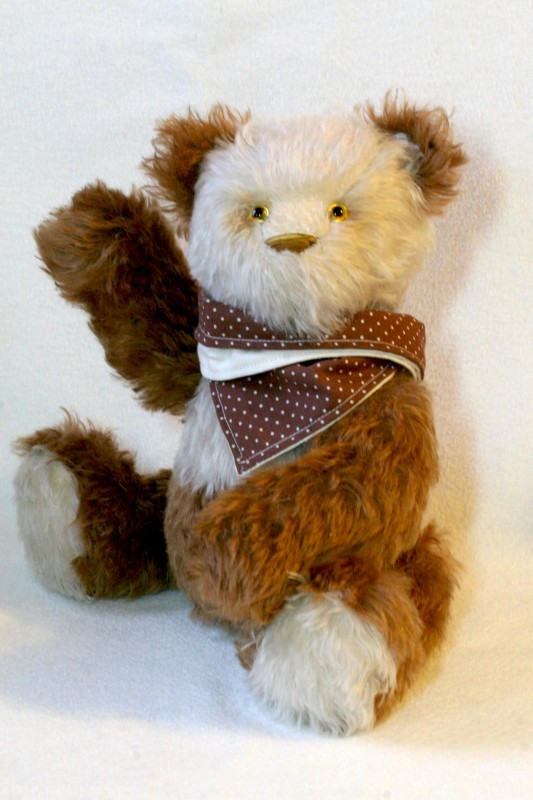 Месье Абрикософъ, медвежка семейства пандовых