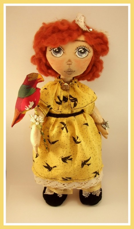Кукла Daila