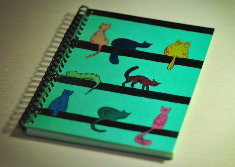 Авторская роботаЛенивые коты (notebook)