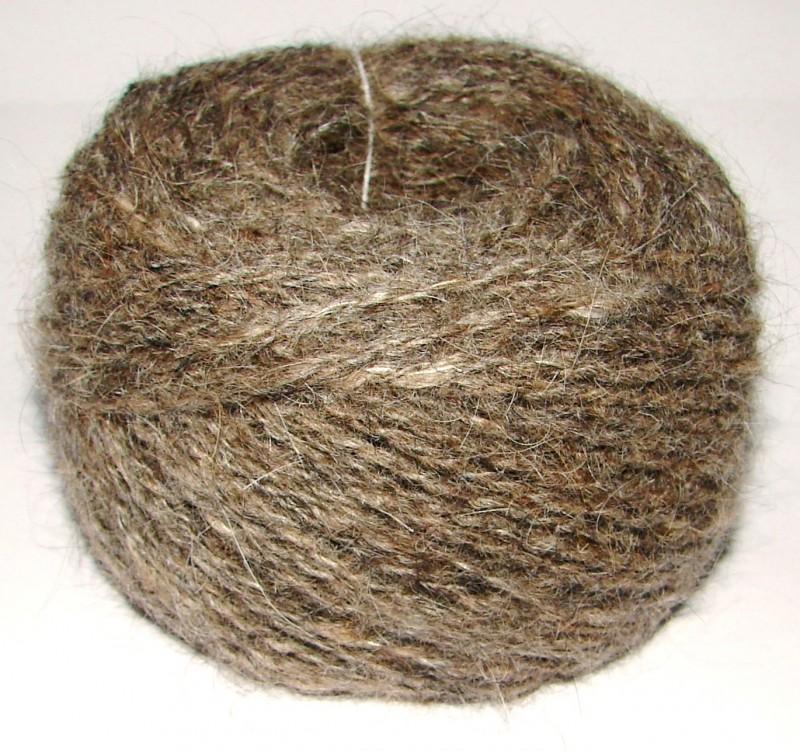 Пряжа микс «Дружба1» для ручного вязания.
