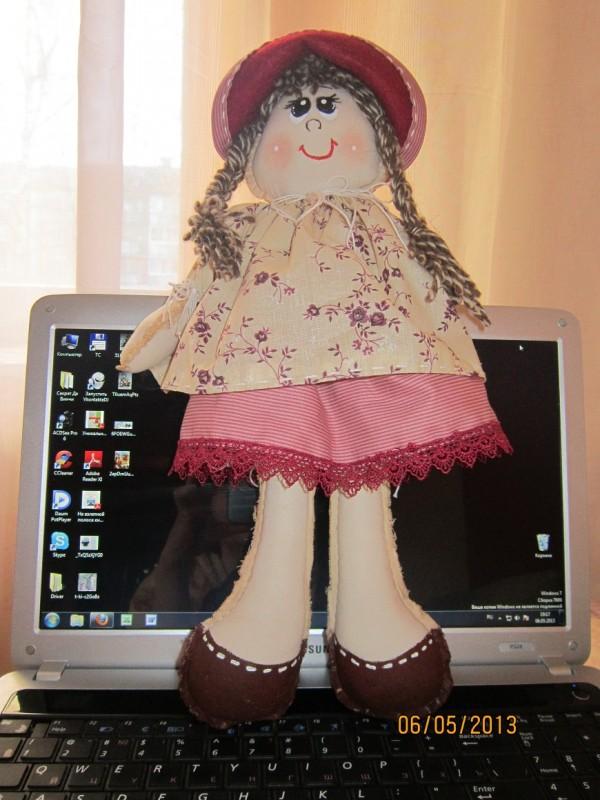 кукла Кокетка