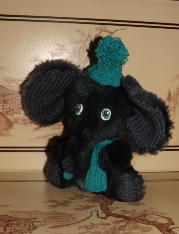 Слоненок в Сибири