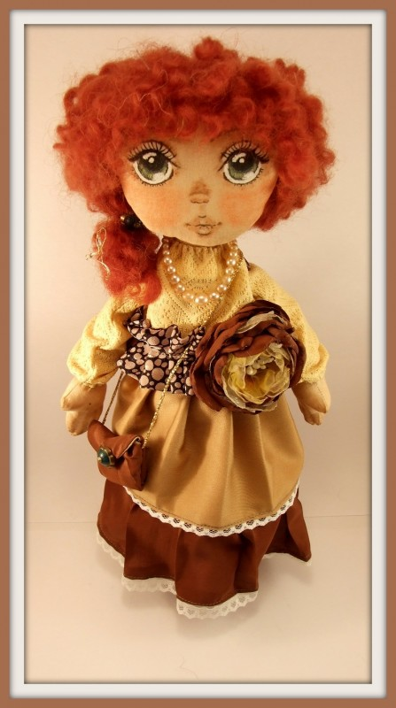 Кукла Микаэла