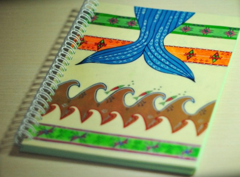 Морская звезда (notebook)