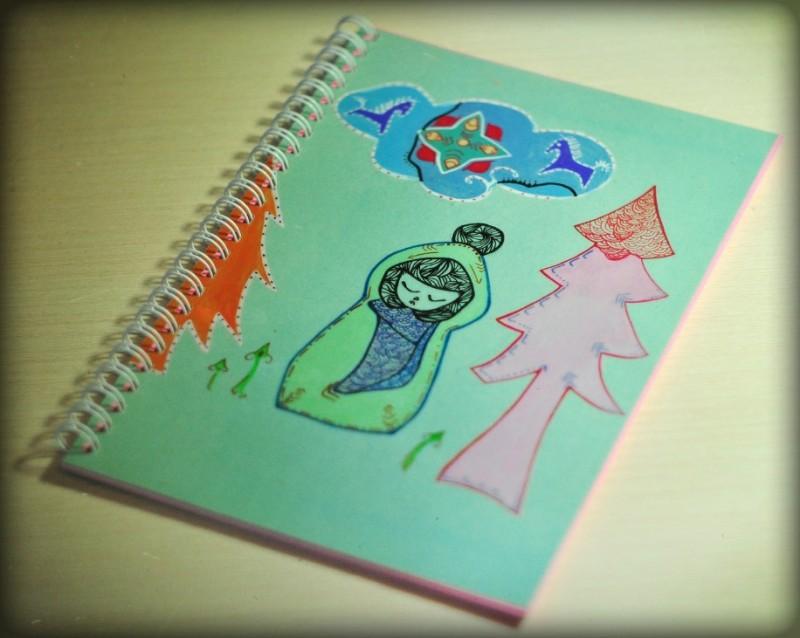 Лісова дрімота (notebook)